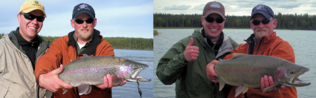 Opening Day on The Kenai 2010