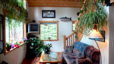 Kenai River Lodging Comfort Zone