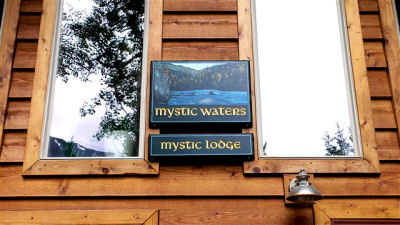 Mystic Lodge at Cooper Landing Alaska