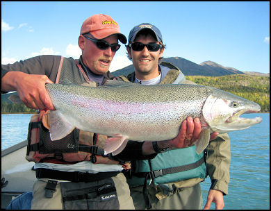 Alaska fly fishing trips orvis lobster house for Alaska fishing trips
